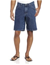 Lee mens big-tall Big-tall Dungarees Carpenter Jean Short