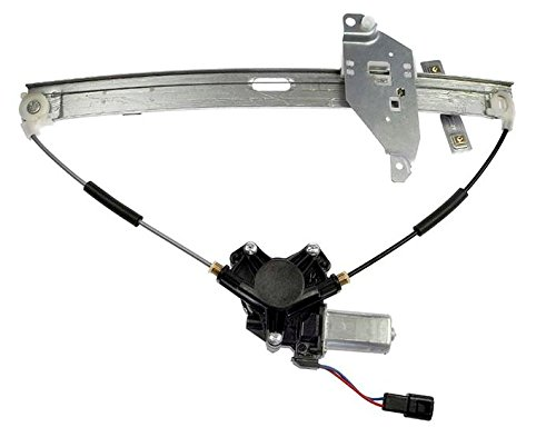 Front Driver Power Window Regulator with Motor NEW for 2006 - 2013 Chevrolet Impala 14-16 Impala Limited 22894021 GM1350157