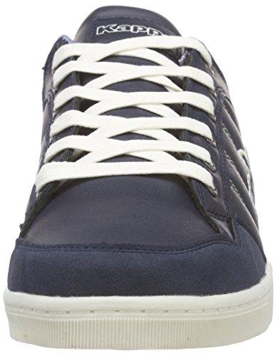 Kappa Rooster, Men's Low-Top Sneakers Blue (6743 Navy/Offwhite)