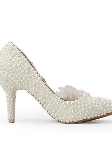 GGX Damen Schuhe Stiletto Heel Heels Heels Heels Heels Hochzeit Party & Abend Kleid Beige 7e7460