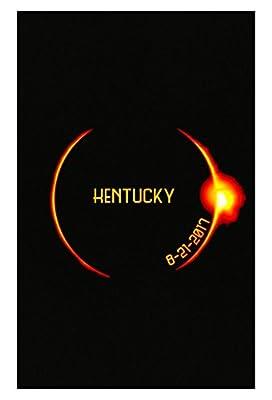 Kentucky Solar Eclipse 2017 Commemorative - Poster
