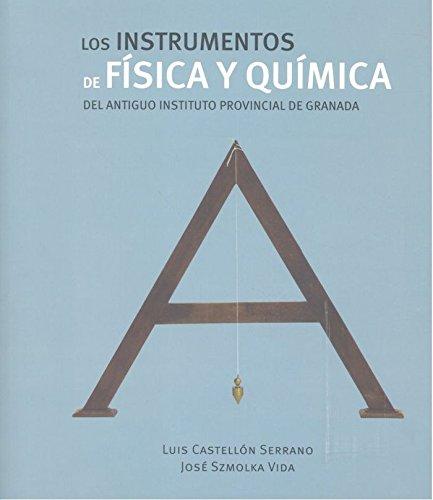 Amazon.com: INSTRUMENTOS DE FISICA Y QUIMICA (9788478075911 ...