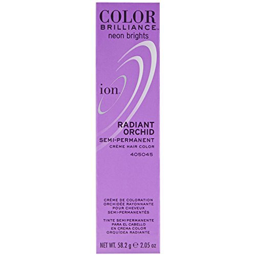 Ion Radiant Orchid Semi Permanent Hair Color Radiant Orchid
