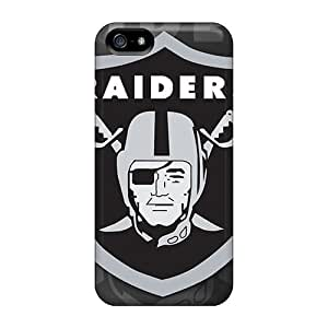 For Iphone Case, High Quality Oakland Raiders For Iphone 5/5s Cover Cases wangjiang maoyi