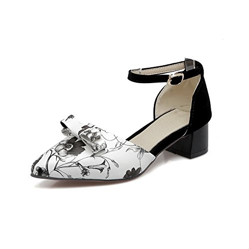 Noir Sandales 5 Noir Compensées EU Femme 36 BalaMasa 4IdUqnq