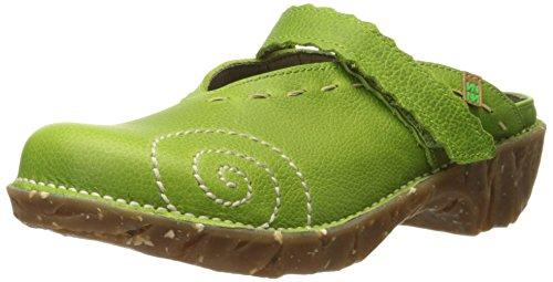 El Naturalista Iggdrasil NG96 green Damen Hausschuhe & Clogs Gr.: 41