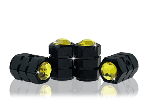 yellow and black rims - 4