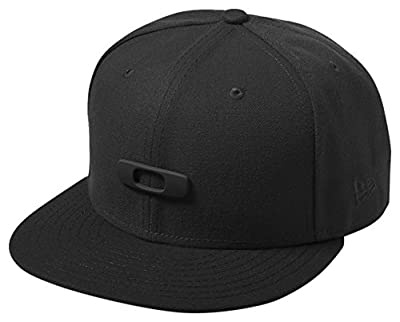 Oakley Men's Metal Gascan O-Justable Hat from Oakley Young Men's