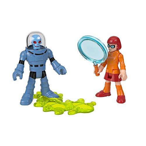 Fisher-Price Imaginext Scooby-Doo Velma & Space Kook - Figures, Multi Color -