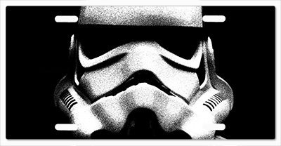 angelinana-custom-storm-trooper-shades-of-grey-vanity-metal-license-plate-for-car-12-inch-x-6-inch