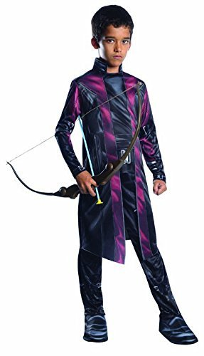 Rubie's Costume Avengers 2 Age of Ultron Child's Hawkeye Costume, Large]()