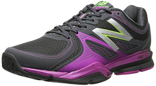 Cheap New Balance Women's Wx1267 Training Shoe Training Shoe,Black/Pink,6.5 D US