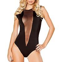 SPE969 Clearance Sale! Lingerie Bodydoll Fahion Women Sexy Dress Siamese