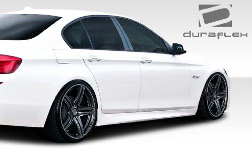 2011-2015 BMW 5 Series F10 4DR Duraflex M-Tech Side Skirts Rocker Panels - 2 Piece