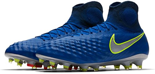 7d31a64de35 Galleon - Nike Men s Magista Obra FG Soccer Cleat (Sz. 8) Deep Royal Blue