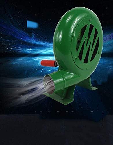GJR-Gufengji Ventilateur de Barbecue Barbecue en Plein air Ventilateur Manuel Sèche-Cheveux à économie de Travail Sauvage,150W