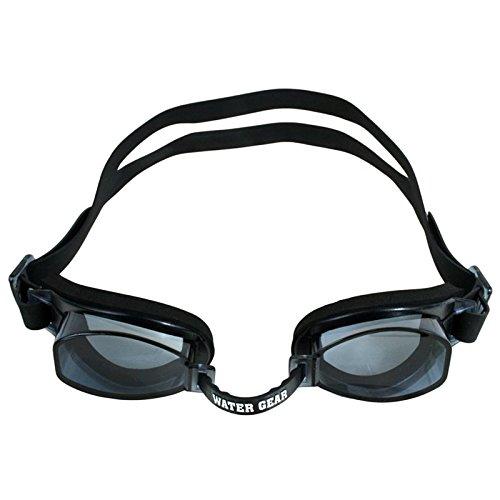 Water Gear Racer Anti-Fog Goggle - Smoke (Fog Anti Goggle Racer)