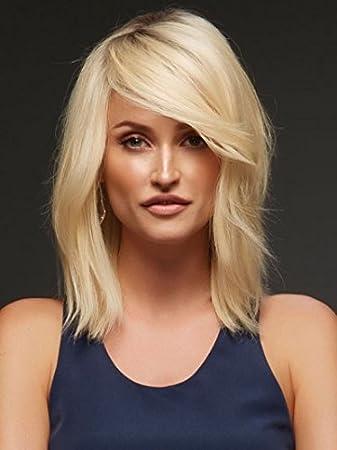 Amazon.com: Jon Renau Carrie Elite peluca de encaje frontal ...
