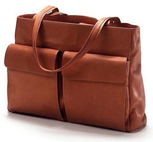 Clava Two Pocket Tote (Two Pocket Clava)