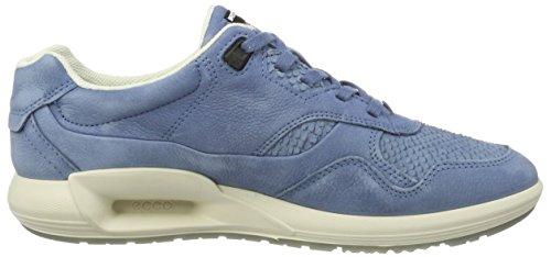 Ecco Donna Da Donna Cs16 Fashion Sneaker Retro Blu / Retro Blu