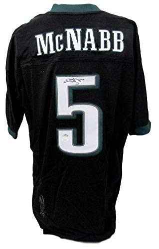 0fb09532dde2c Autographed Donovan McNabb Jersey - Reebok On Field Game WP188925 ...