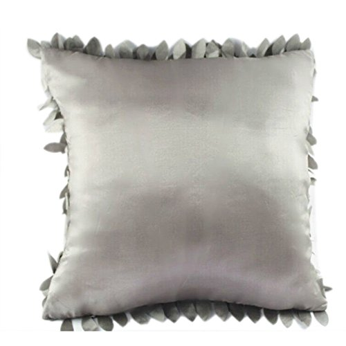 - Giulot Long Pile Soft & Cuddly Shaggy Faux Fur Cushion Cover Soft Cushion Chenille Cushion Cover Modern Fluffy Textured Cushion Covers Luxury Pillow Cases Sofa Chair Bed Throw Cushions Covers