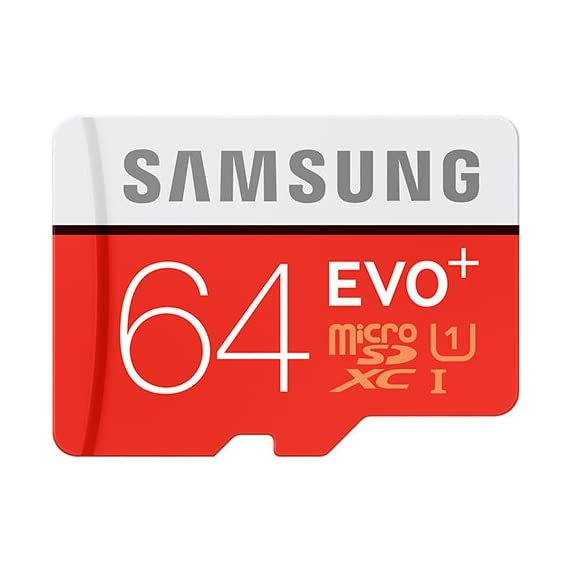 Samsung evo plus 64gb microsd xc class 10 uhs-1 mobile memory card for samsung galaxy s7 & s7 edge with usb 2. 0… 3 samsung evo plus 64gb microsd xc class 10 uhs-1 mobile memory card 1 year factory warranty speed: uhs-1 class 10 memory card with read speed up to 80mb/s