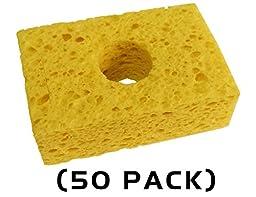 Thermaltronics SPG-50 Yellow, Sponge, (3.2\
