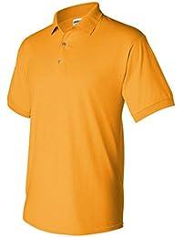 mens 5.6 oz. DryBlend 50/50 Jersey Polo (G880)