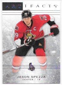 Jason Spezza 2014-15 Upper Deck Artifacts Ottawa Senators Card #3