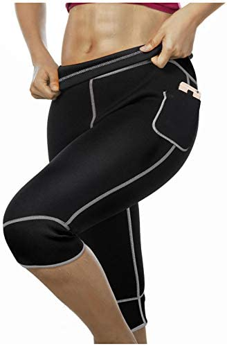 Weight Neoprene Workout Slimming Leggings product image
