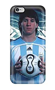 iphone 5C Case, Premium Protective Case With Awesome Look - Lionel Messi T Shirt