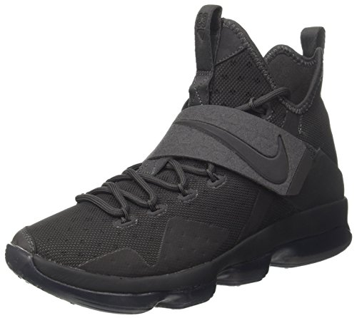 Nike Lebron XIV LMTD Mens Hi Top Basketball Trainers 852402 Sneakers Shoes (UK 7 US 8 EU 41, Anthracite 002)