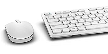 Dell Wireless Keyboard and Mouse Black