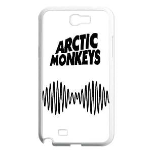 JenneySt Phone CaseArctic Monkeys Pattern For Samsung Galaxy Note 2 Case -CASE-12