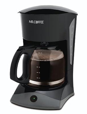 12-Cup Coffee Maker, Black