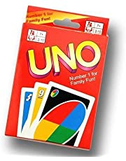 Uno Cards Game Board Game