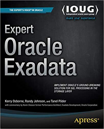 Amazon com: Expert Oracle Exadata (Expert's Voice in Oracle