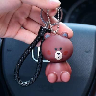 Amazon.com: PPL88-1 - Llavero con diseño de oso de Rilakkuma ...