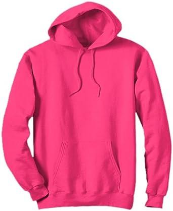 AWDis - Sweat-shirt à capuche - Homme - Rose