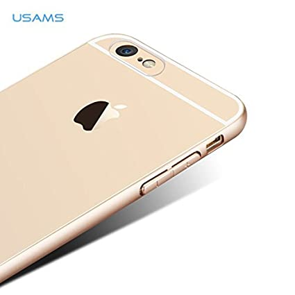 custodia iphone 6 gold