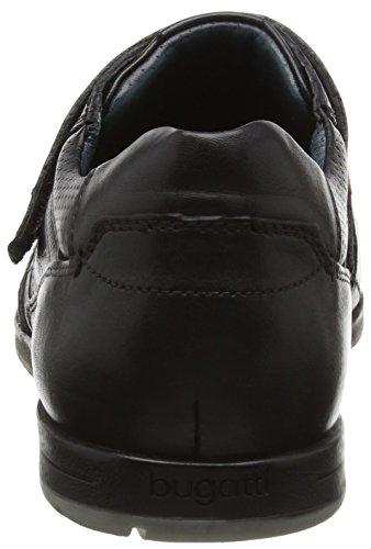 Bugatti 311140604000 - Zapatillas Hombre Negro - Schwarz (schwarz 1000)