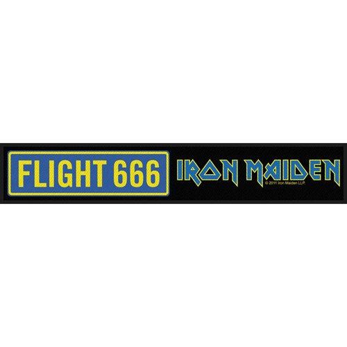 Happyfans Iron Maiden Lanyard Flight 666 In 20 Cm X 6 Cm