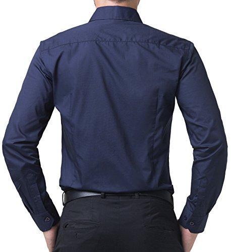 Buy dress shirts for muscular guys