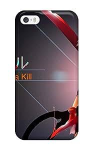 New Premium Flip Case Cover Kill La Kill Skin Case For Iphone 5/5s