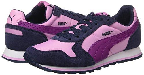 Puma Jr St Runner Nl Chaussure Running Lavender Pastel/Blanc-3