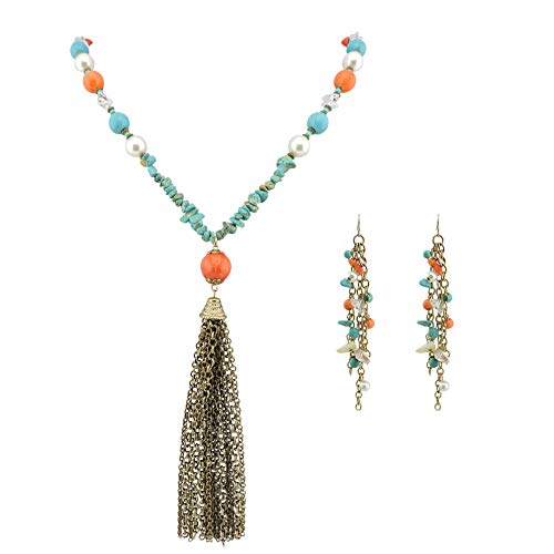 Casual Set Necklace - 6