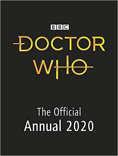 Como Descargar De Mejortorrent Doctor Who: Official Annual 2020 PDF Gratis En Español