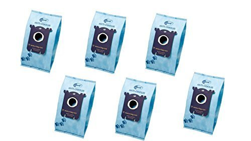 Genuine Electrolux Anti-Odor Pet s-bag EL203C - 6 Bags by Electrolux