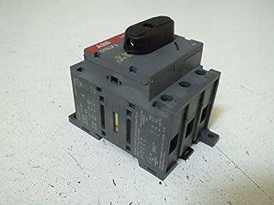 1PC ABB isolation switch load switch OT63F3 63A